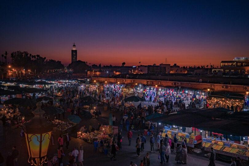 Retraite au Maroc