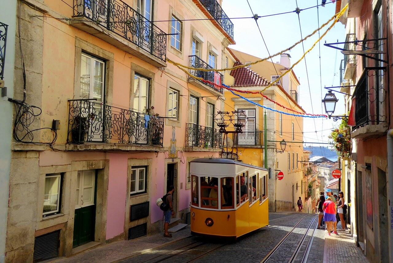 Passer sa retraite à Lisbonne Portugal