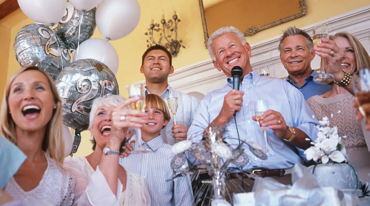 noces d'or - 50 ans de mariage