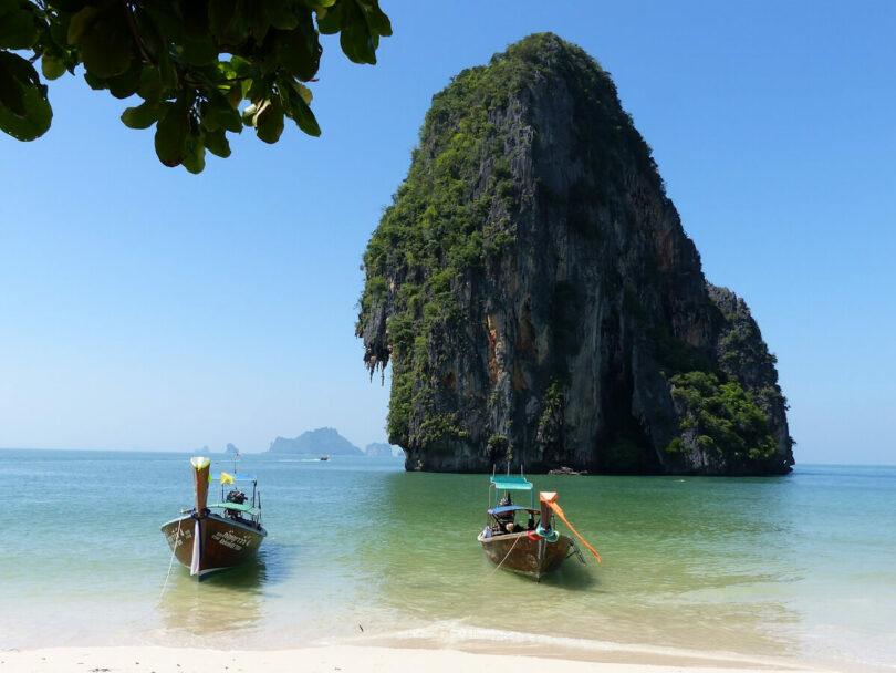 Passer sa retraite en Thaïlande