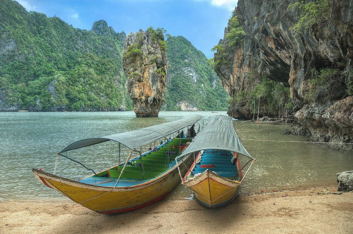 Thaïlande Phang Nga
